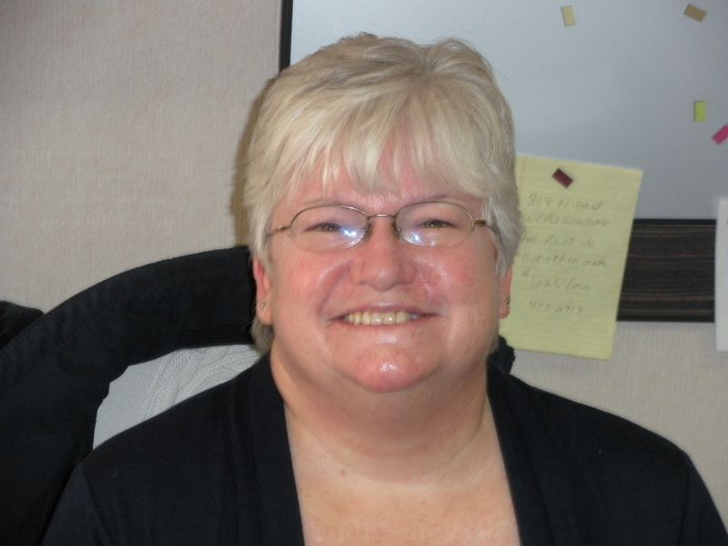 Sherri Hester, Office Assistant
